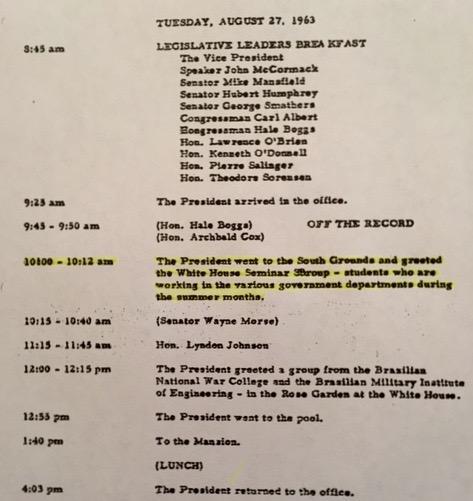 Kennedy Diary_18Jan17