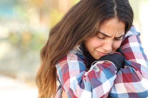 Sad Teenage Girl_12Apr18